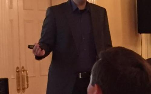 Jake Kouns, CISO Risk Based Security with Markel Corporation
